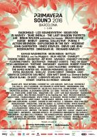 The 2016 line up for Primavera Sound could be its best yet.