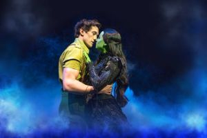 With Valentine's Day just around the corner, Nadine White assesses some of the various presentations of love in award-winning musical Wicked.