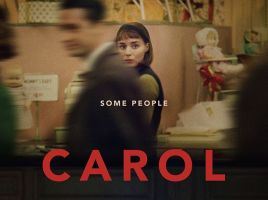Carol was one of 2015's best films, and should definetely have been nominated for Best Picture at this year's Academy Awards.