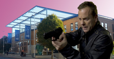 A man who phoned police pretending to be Jack Bauer has avoided a lengthy jail sentence.