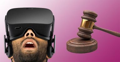 Virtual reality could be headed to a courtroom near you.