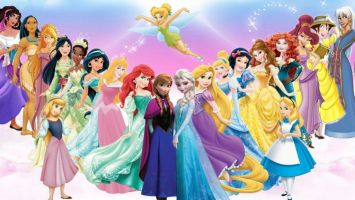 Research shows that most Disney films are dominated by male dialogue