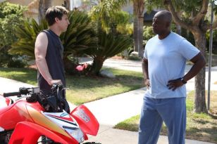 Crime boss Figgis is back with a vengeance, pushing Jake Peralta and Captain Holt to the 'stinky butt of America' that is Florida.