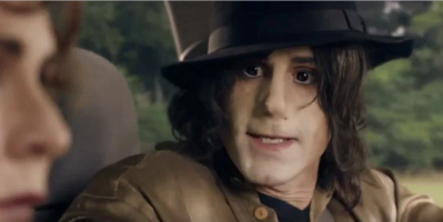 Joseph Fiennes looked totally unrecognisable as Michael Jackson in the Sky Arts series.