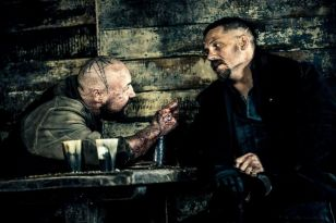 A slow and clunky second episode, Taboo is rattling onwards with some relief thanks to its charismatic cast.
