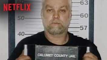The  series follows the case of Steven Avery, who is now in prison on a life sentence.