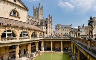 97% of visitors said that Bath made them feel happier.