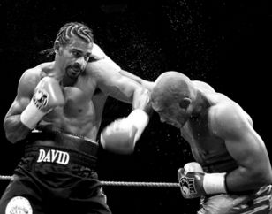 Haye seems the overwhelming favourite, but don't write off Tony Bellew.