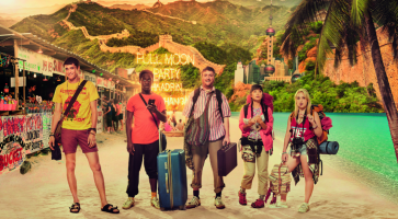 Gap Year joins the likes of Skins, Fresh Meat and The Inbetweeners in Channel 4's rank of fresh student themed comedy-drama.