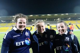 After representing Edinburgh University and Scotland in a fantastic season of rugby, we spoke to Katie Dougan about her achievements and those of her teams.