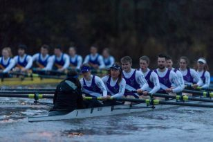 The University of Aberdeen pulled off a stunning three leg sweep against Robert Gordon University in the 22nd annual Aberdeen Boat Race.