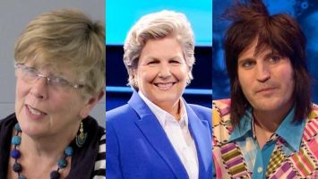 Noel Fielding and Sandi Toksvig?? Hardly Mel and Sue, is it?