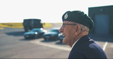 Kristian Kane and Lewis Carter chart the incredible history of Royal Marine Commando George 'Ted' Owens, and the trailer alone is likely to make you well-up.
