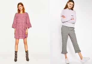 Spring has come around and gingham is everywhere! Here are 5 ways to nail the trend.