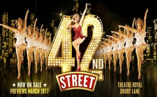 The glitz and glamour of Broadway's biggest musical has been revived and is currently showing on London's biggest stage at The Theatre Royal Drury Lane.