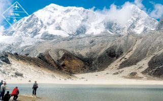 Discover spirituality at the foot of Everest.