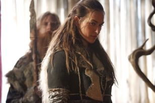 Roan's leadership continues to be threatened in the second episode of The 100