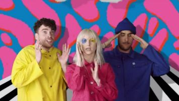 Paramore make a long awaited return to the scene with bouncy pop tune 'Hard Times'.