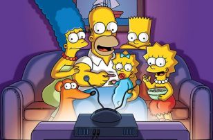This spring marks three decades since The Simpsons first popped up between Tracey Ullman's US sketches.