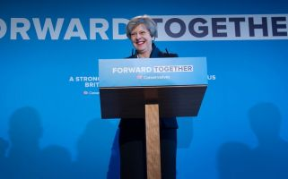 Theresa May has ditched David Cameron's pledges not to raise income tax or national insurance.
