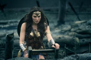 After the last three DC films, there is a lot of pressure on the super-shoulders of Wonder Woman - can she handle it as well as we all hope?
