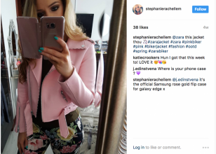 Influencers are obsessing over this Insta-famous jacket.