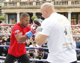 Kell Brook takes on Errol Spence Jr. at Bramall Lane in a thrilling welterweight match up.