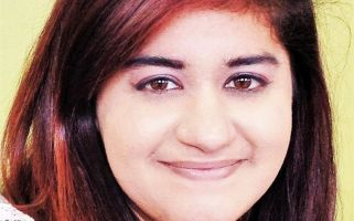 Mental health campaigner Tamanna Miah is part of the I Conquered campaign.