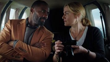 The film, starring Idris Elba and Kate Winslet is set to be released this October.