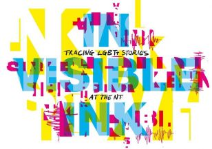 Introducing 'In Visible Ink', the latest exhibition at The National Theatre.