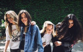 The Aces release a coming-of-age indie pop EP ahead of their debut album.