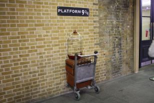 We travelled down to Platform 9 and 3/4 to chat with fans and get their verdict on all things Potter.