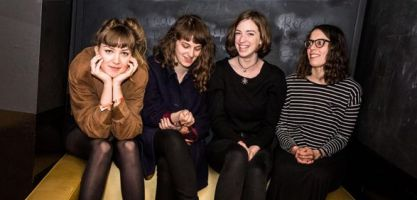 DIY, Crossword Queens, festival fuck-ups, and incompetent texting: an interview with The Big Moon