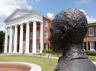 The University of Mississippi will place signs on campus recognising pre-Civil War work.