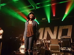 Simbiato Ajikawo, better known as Little Simz, surprised fans with a late night release of 'Customz' last night.