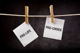 He hopes to change any future decisions they may make regarding abortion to be pro-life.
