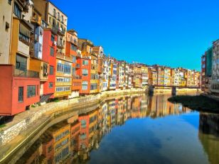 Nestled in the foothills of the Pyrenees is Girona, Spain's Game of Thrones capital.
