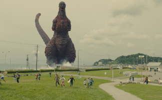 Everyone's favourite Kaiju is back in the best way.