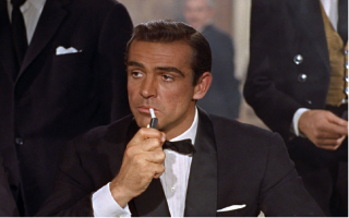 The 007 star turns 87 this month.