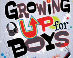 'Growing Up For Boys' has been recalled by the publisher.