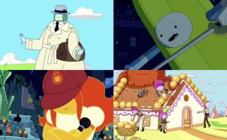 Adventure Time returns with new adventures, foes and revelations