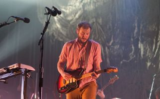 Bon Iver show the perfect combination of melancholy electronica