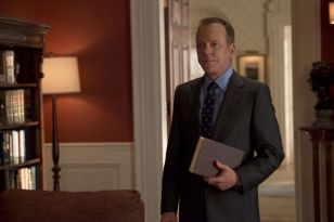 The season premiere shifts the tone to one much more like The West Wing.