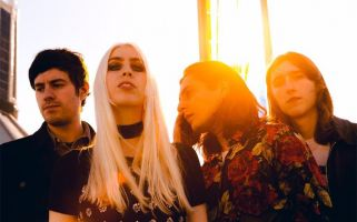 Inheaven tell us about their worst gig ever, their love for movies and what the future has in store for the band.