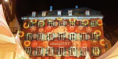 The chocolART festival celebrates everything chocolate, from tasting to making and much more.