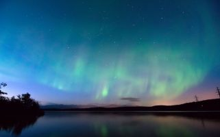 You've probably heard of the Aurora zone stretching across Northern Scandinavia, but did you know you can spot the northern lights from Scotland?