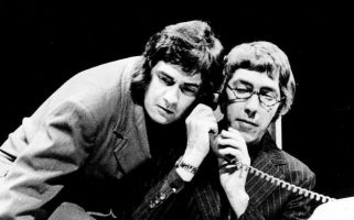 In honor of Peter Cook's 80th birthday, we take a look at some of Britain's legendary performers.
