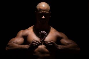 How men can make sure they're healthy, be it cancer, body image or fitness.