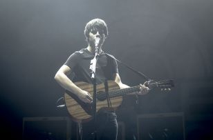 Jake Bugg closed his solo acoustic tour by delivering a flawless set to a packed out Philharmonic Hall.