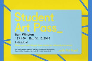 Enjoy free access to over 240 museums, galleries and historic houses, and 50% off major exhibitions with a Student Art Pass.